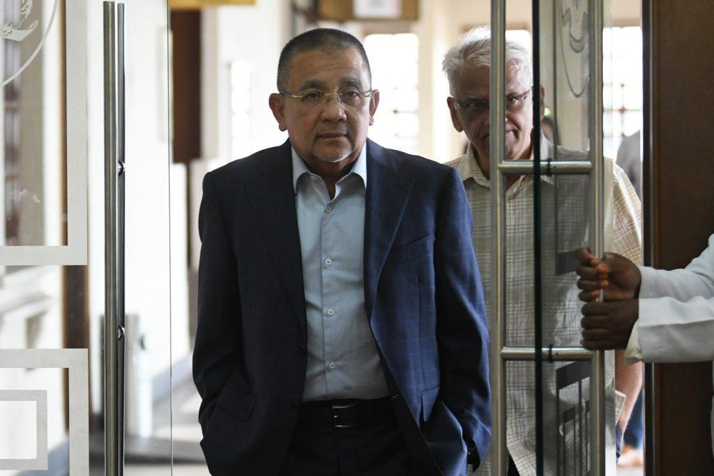 Witness: JV Evolution asked to return RM9m as political funds
