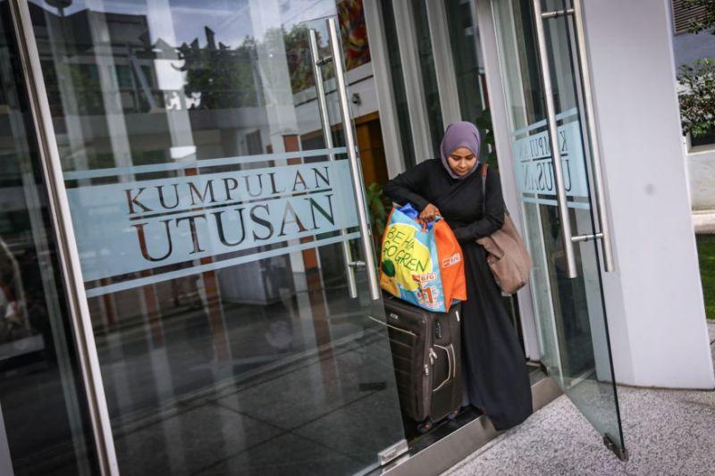 Utusan union asks authorities to monitor paper's liquidation