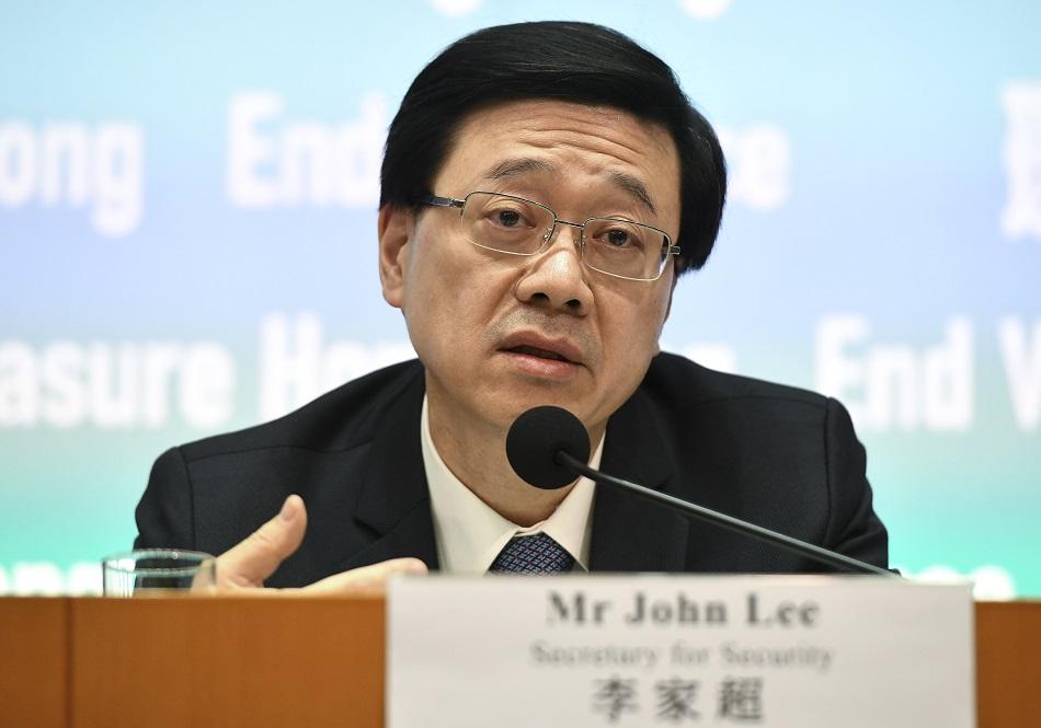【修例风波】政府预告下周三撤回修订《逃犯条例》草案