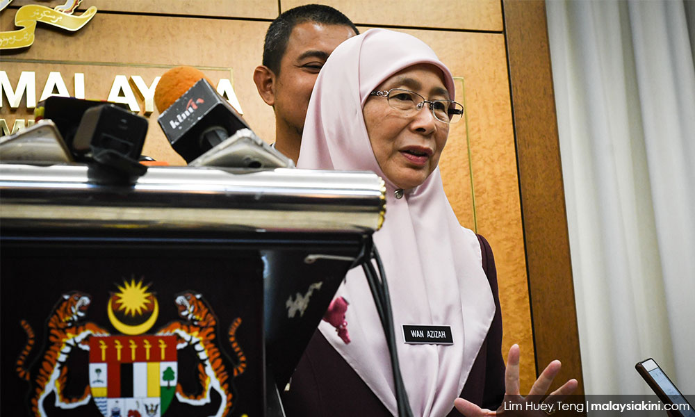 Shortage of social workers among social problem challenges - Wan Azizah