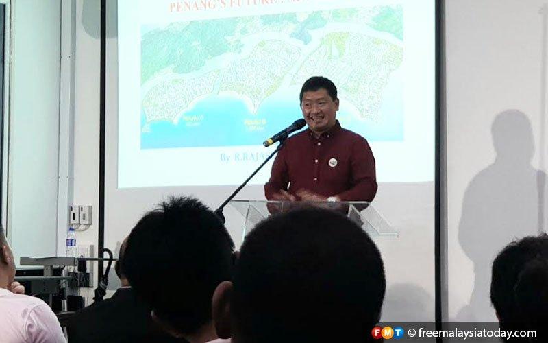 Penangites need guts for large-scale projects, says NGO