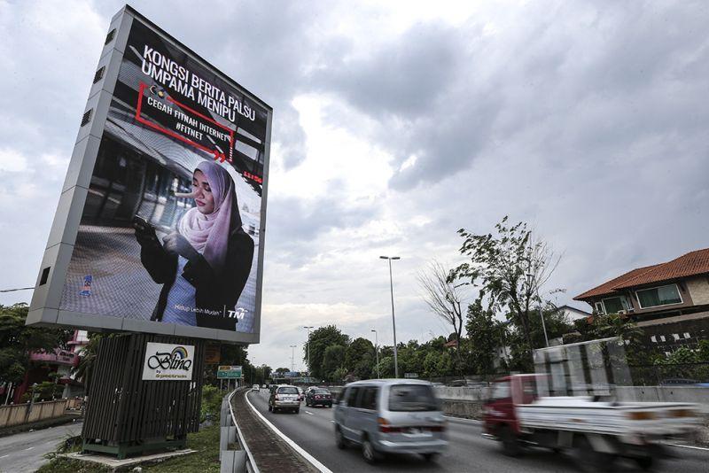 Anti-Fake News Act repealed by Dewan Rakyat again