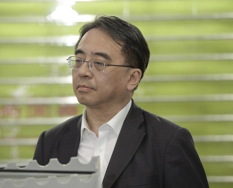 【修例风波】金泽培会见工会代表 据指无讨论保安资讯外泄问题