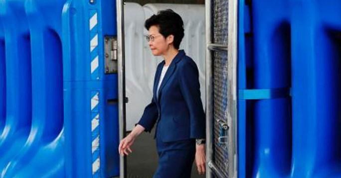 港府暂无计划扩大实施《紧急法》 林郑:若局面恶化不排除求助北京