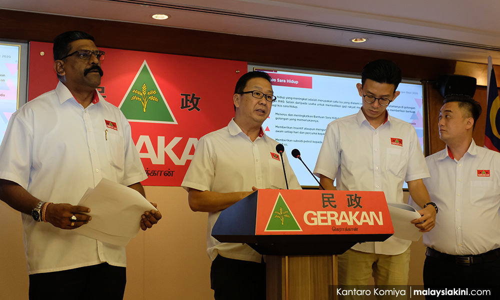 Gerakan mulling to contest in Tg Piai by-election
