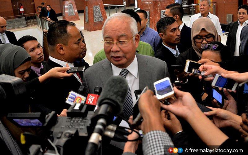 Khazanah never sold strategic assets under BN govt, says Najib