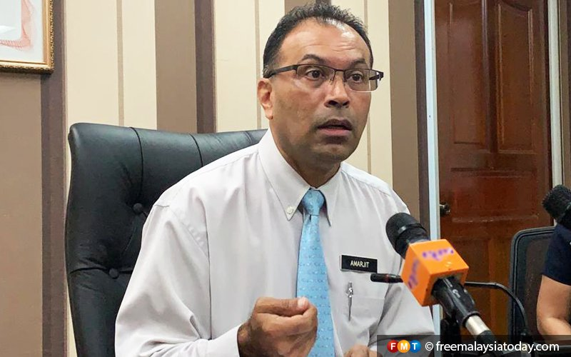 Sabah water chief to stay in post for now despite court ruling