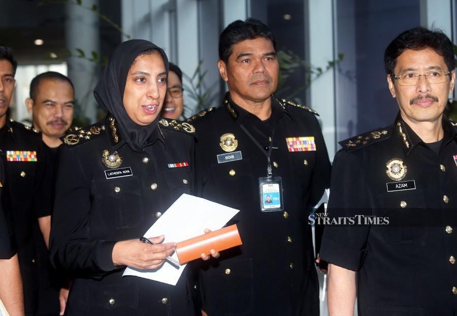List of alleged 1MDB fund recipients not exhaustive, says Latheefa