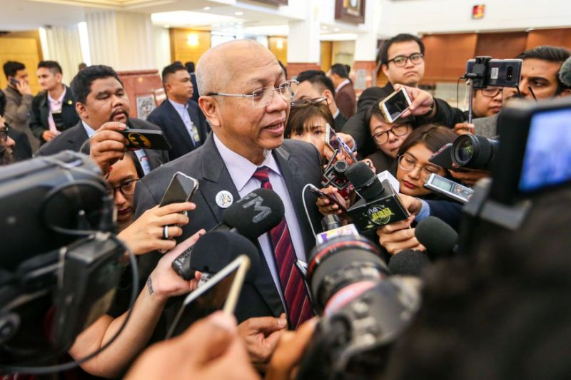 Umno sec-gen says no alternative Budget 2020, last year's still valid