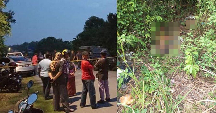 草堆传出臭味 割草工友惊见遭肢解8段裸尸