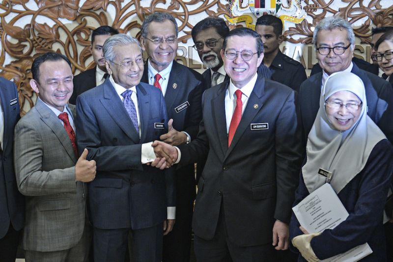 Dr M confident of Malaysia's credit rating despite second Samurai Bond issuance