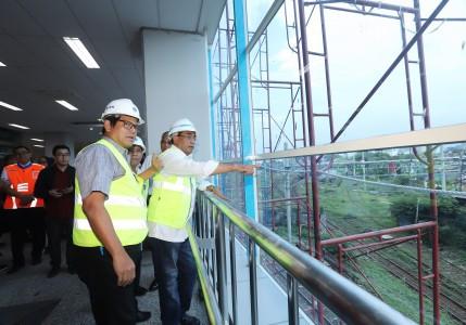 Manggarai Station to replace Gambir as long-distance railway hub in 2021