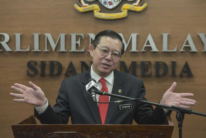 As BN gains steam in Tg Piai race, Guan Eng claims minorities have no say under Umno-PAS