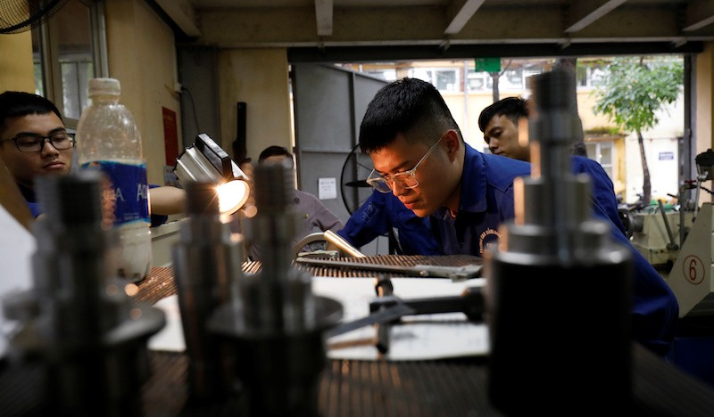 Choke point: Vietnam skilled labour squeezed by Sino-US trade war