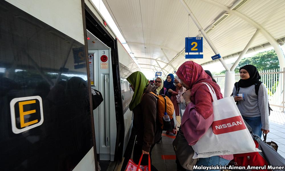 Transport ministry estimates RM5 billion GDV for Ipoh train station