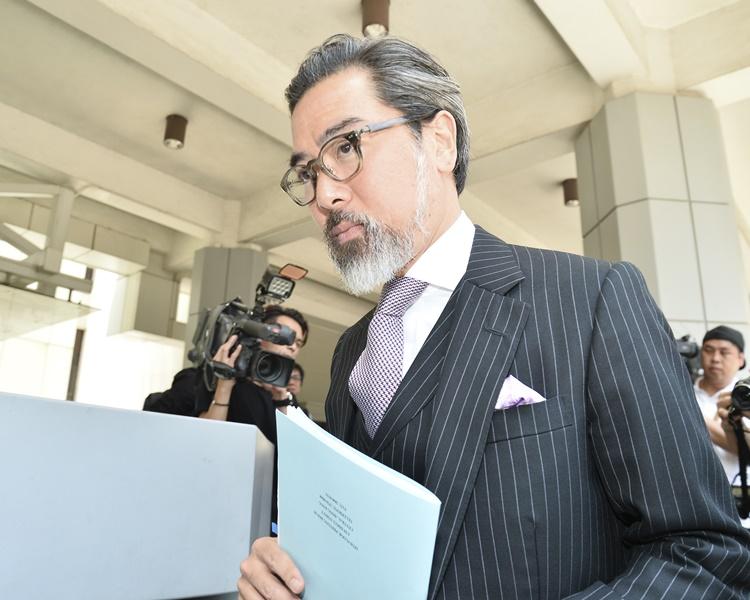 立埸存分歧 蔡维邦去信戴启思辞去大律师公会职务