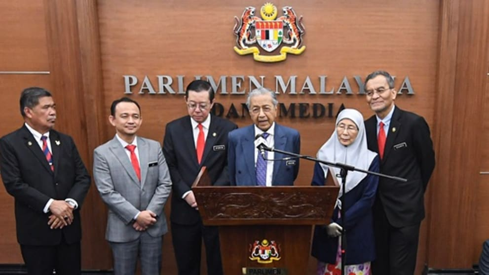 Mahathir says 2020 budget indicates strong financial position, but opposition criticise lack of innovation