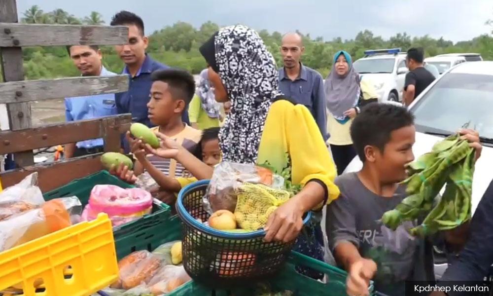 政府将扩展食物银行计划,继续挺民间组织活动