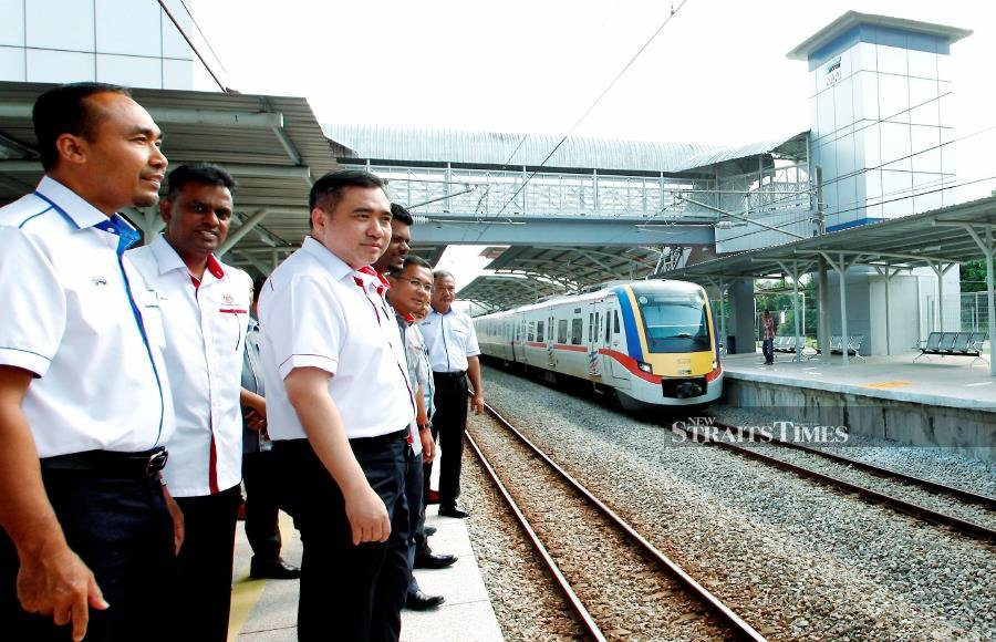 Feasibility study on Serendah-Port Klang Rail Bypass to begin next year