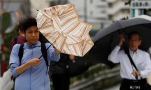 M'sians residing in Japan asked to stay alert over Typhoon Hagibis