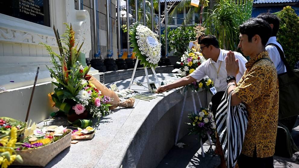 Indonesia marks Bali bombings anniversary