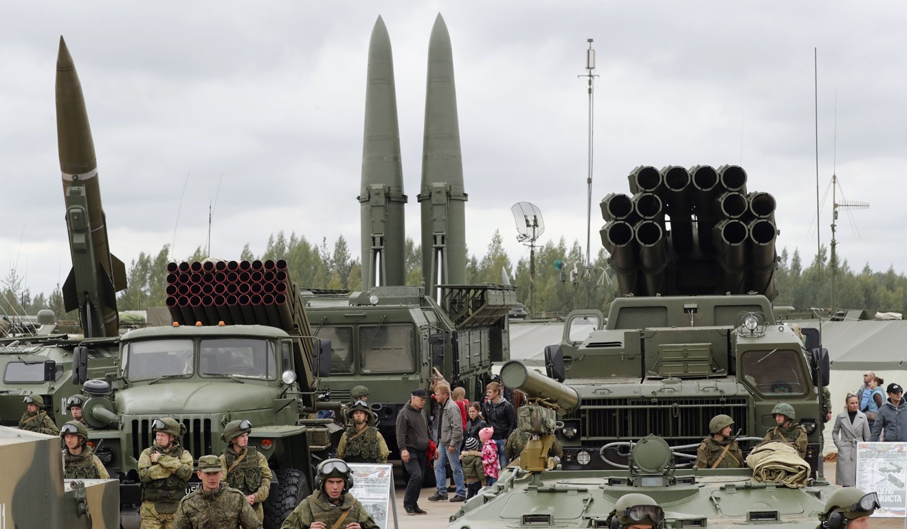 From Russia with guns: why is Southeast Asia buying arms from Moscow, not Washington?