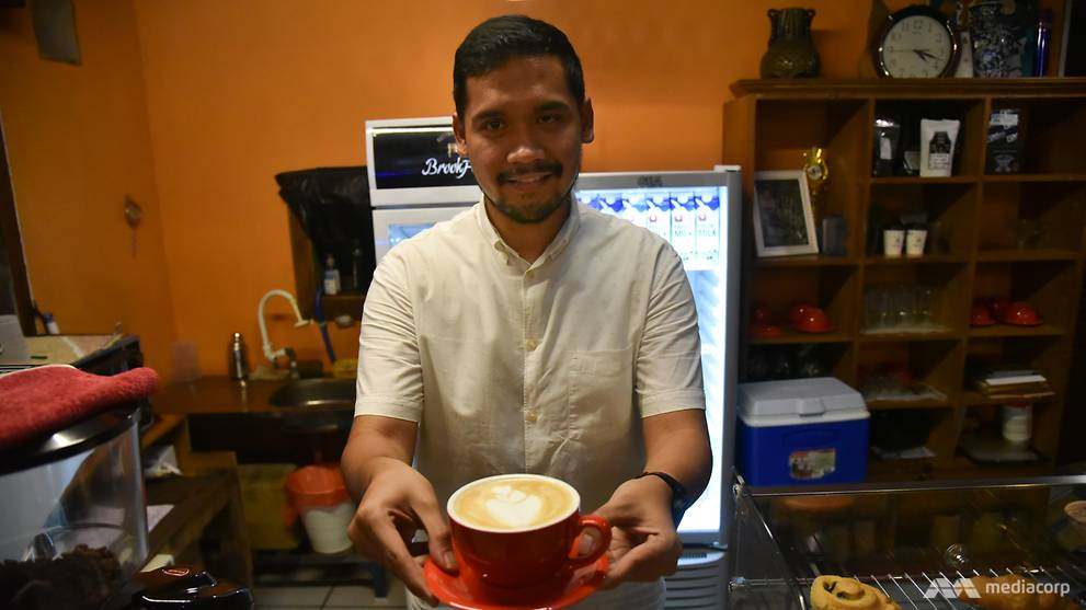 Cafe run by deaf people in Indonesia strives to overcome discrimination, one cup at a time