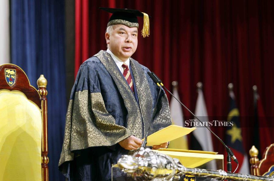 Sultan Nazrin: Unis must strengthen students' character, not just their knowledge