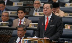 Lim ends budget speech with reminder M'sia belongs to all M'sians