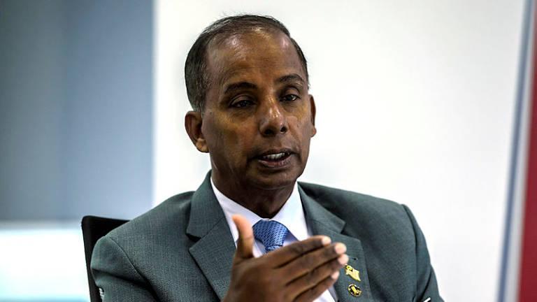 Kula Segaran leaves probe on allegations of terrorism to police