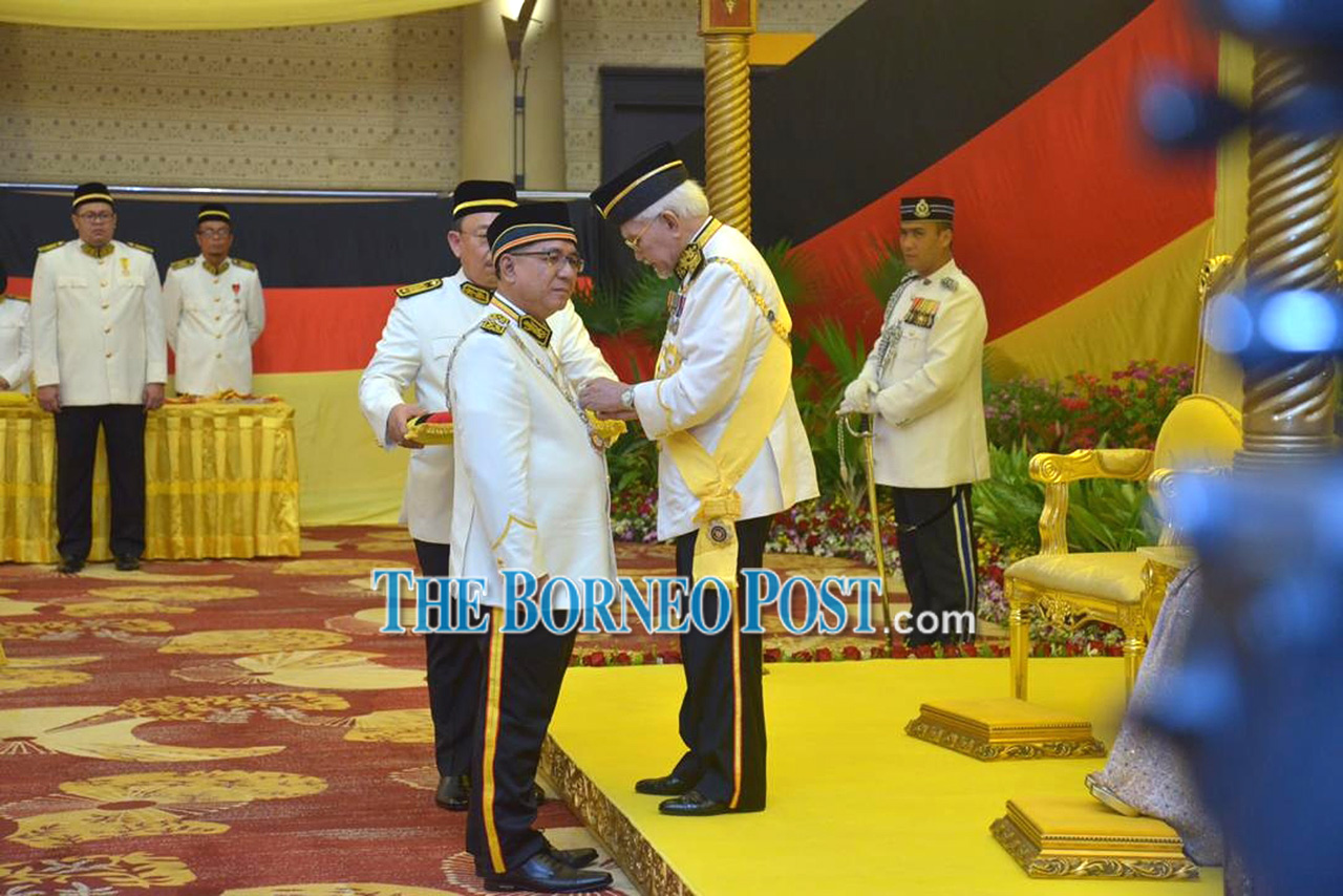 Jaul heads list of recipients of state awards