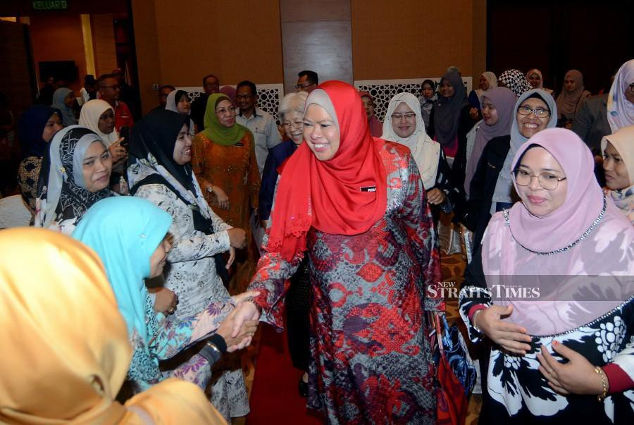 Rina: More women should be village heads