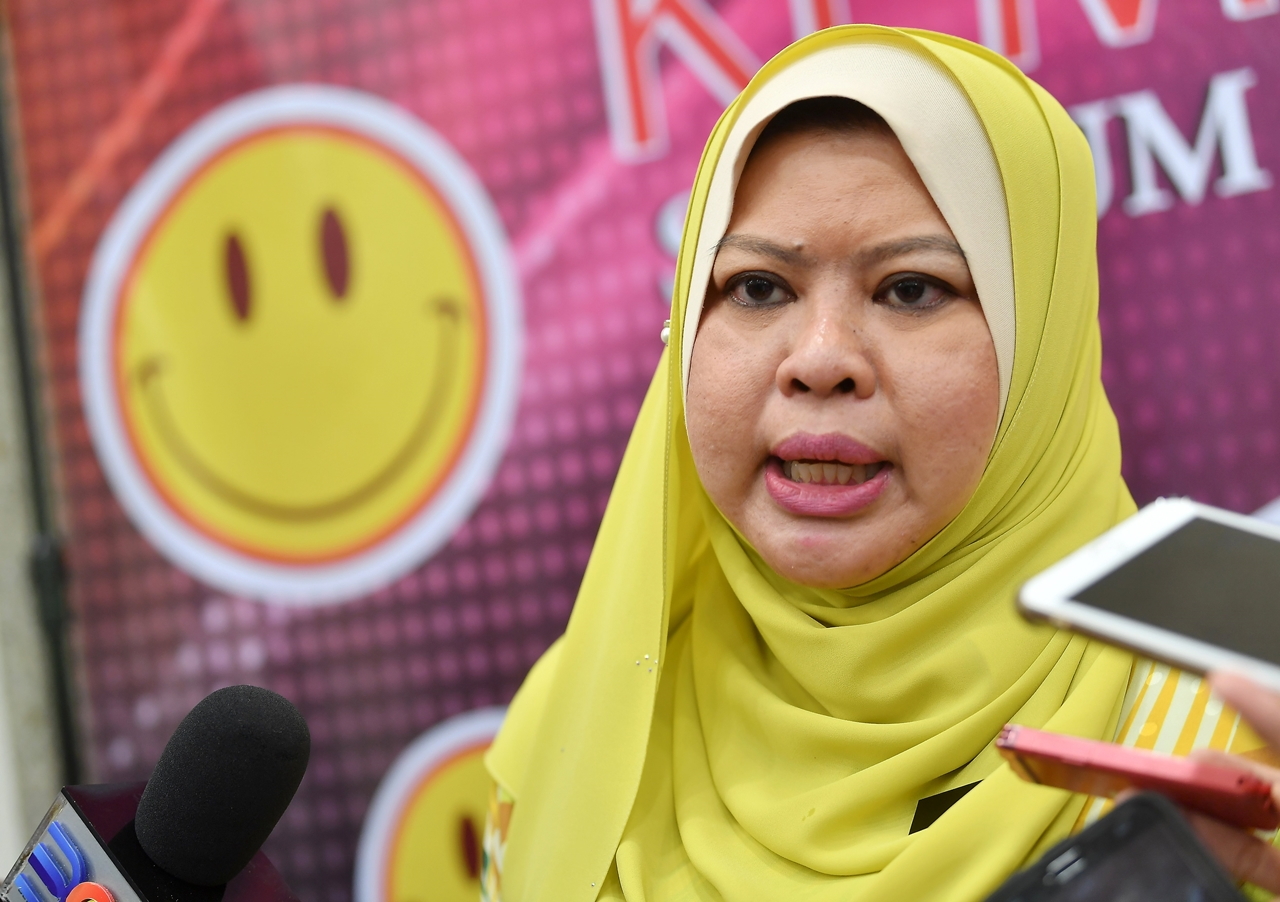 Rina: KPLB wants more women to be village heads