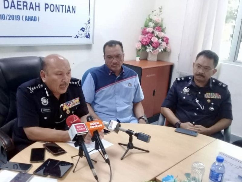 Police to deploy over 1,700 men for Tanjung Piai poll
