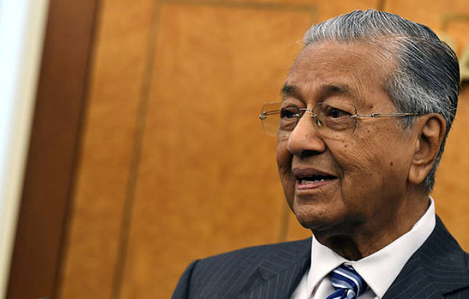 Prime Minister receives USM Special Chancellor Sustainable Award