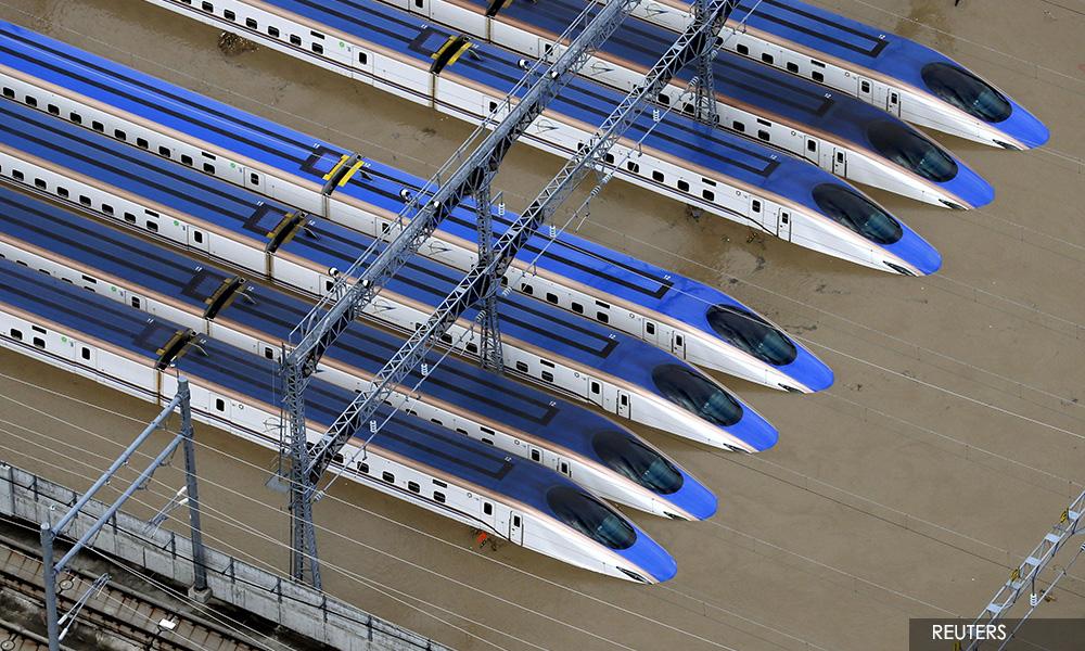 Ten dead, 16 missing as powerful Typhoon Hagibis hits Japan