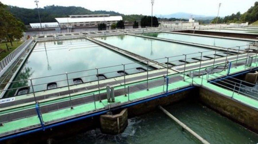 冷岳河滤水站5水泵无法操作 产水量大减乌冷多处制水