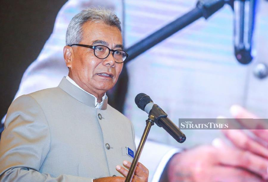 Redzuan: RM10m allocation for halal industry advocacy should not be divided