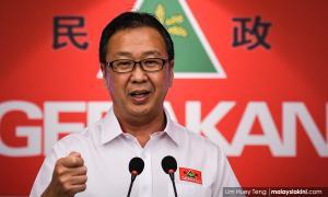 Gerakan throws hat into the ring for Tanjung Piai