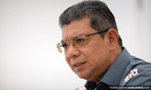 Harapan discussed detention of two elected reps informally - Saifuddin