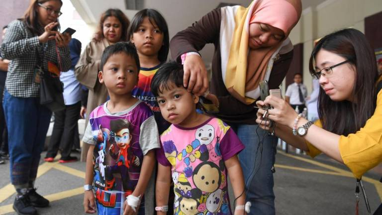 Putrajaya balloon explosion: 4 victims discharged from hospital today
