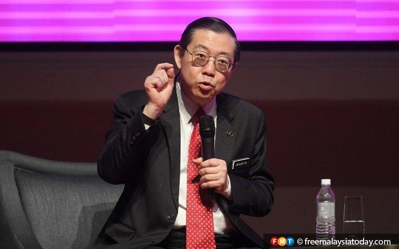 BN stole GST refunds, Guan Eng insists