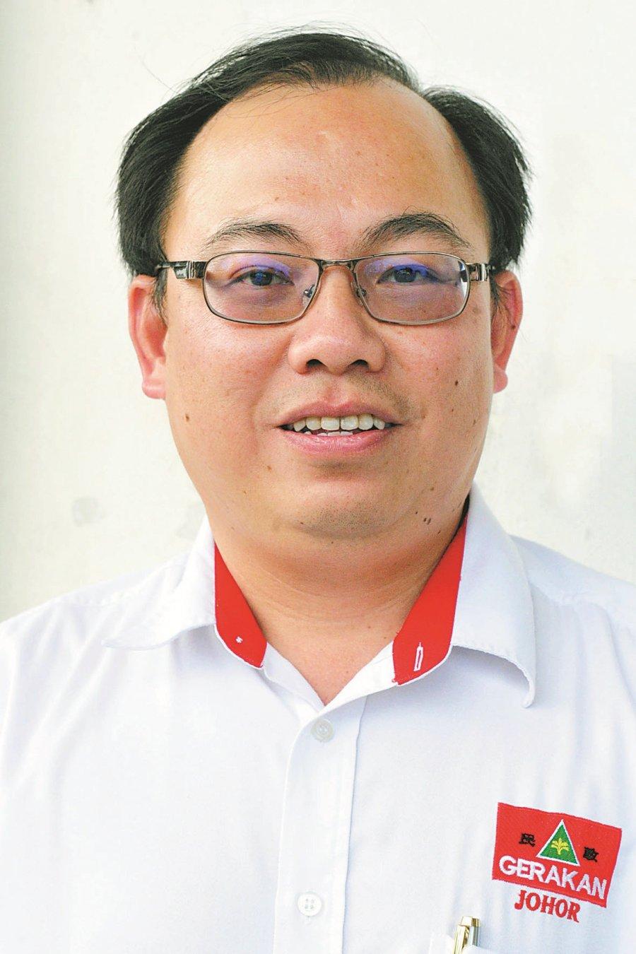 【丹绒比艾补选】邱孝利让贤 民政或派新兵上阵