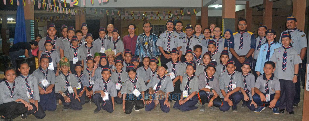 Uniformed units serve to augment school education