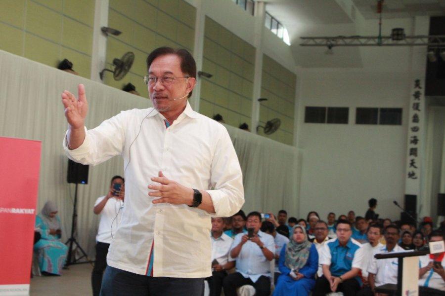 安华:政府须多关注农业发展
