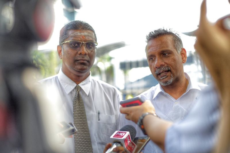 DAP lawyers bid to free party members arrested over LTTE links
