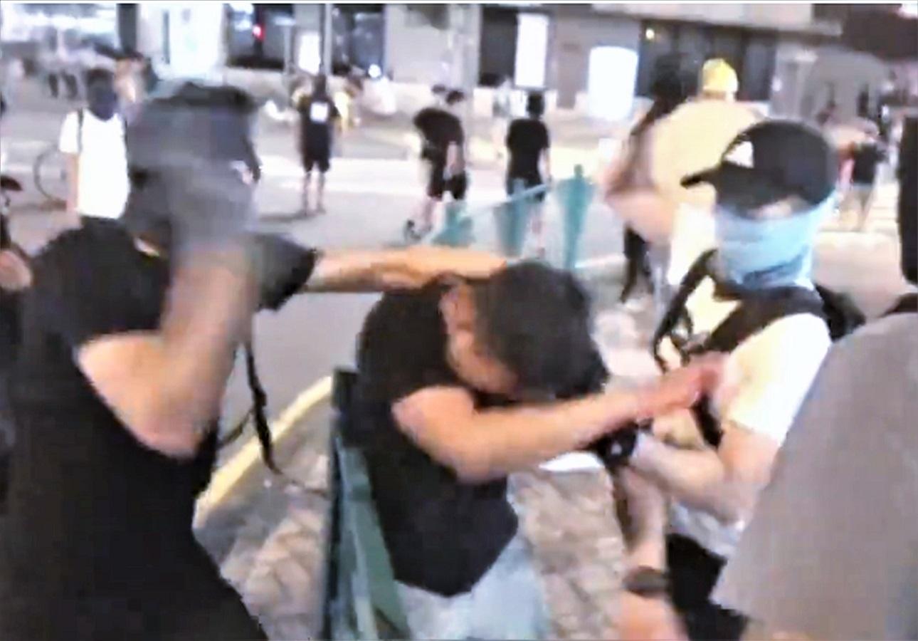 【修例风波】将军澳袭警抢警棍案增至5人被捕 21岁女子今早落网