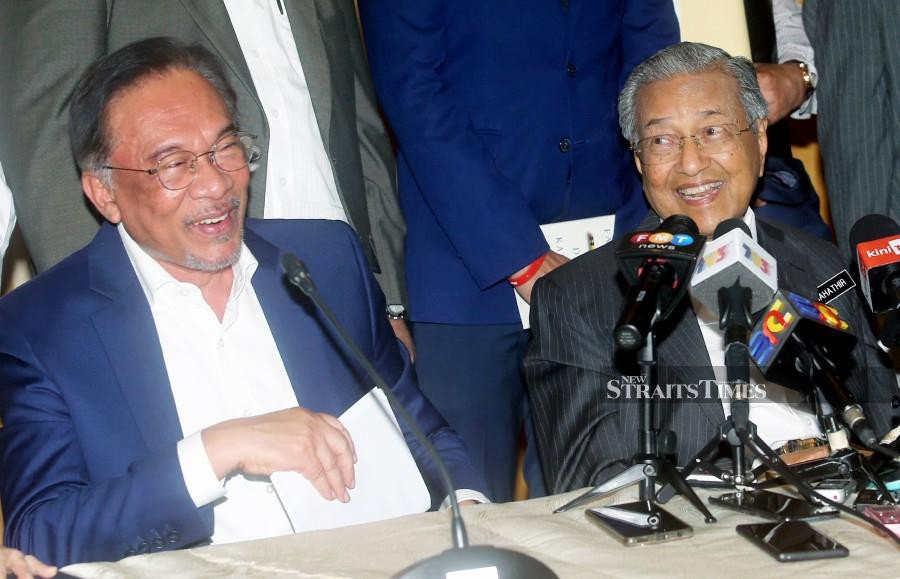 Anwar: Announcement of power transition date may impact effectiveness of current PM