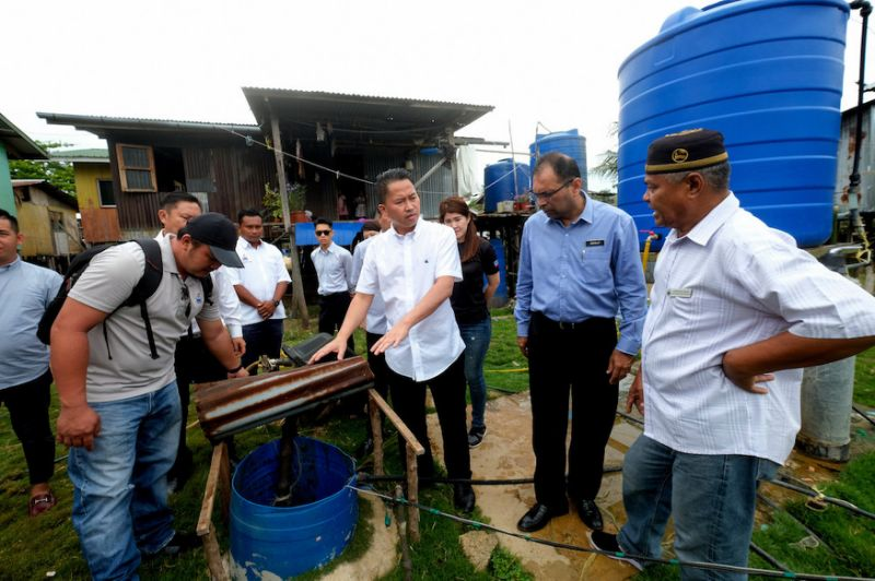State minister: Sabah Water Dept director still on duty until court says otherwise