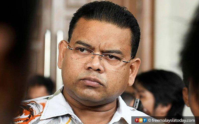 Umno's Lokman Adam charged over 'mischief' YouTube video on road rage incident